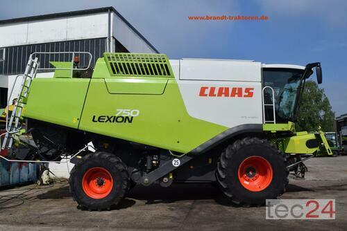 Claas Lexion 750 Year of Build 2012 Bremen