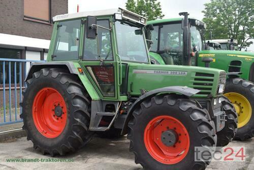 Fendt Farmer 308 LSA Baujahr 1993 Allrad