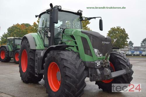 Fendt 826 Vario SCR Profi Plus Anul fabricaţiei 2013 Tracţiune integrală 4WD