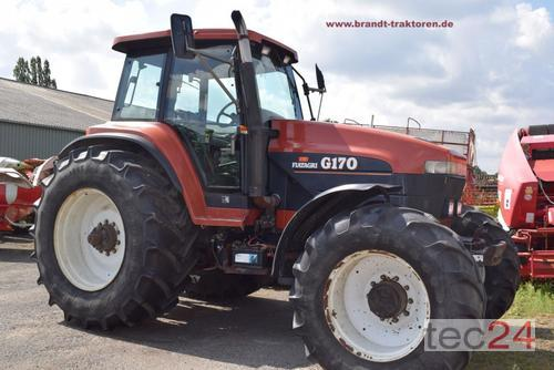New Holland G 170 Baujahr 1994 Allrad