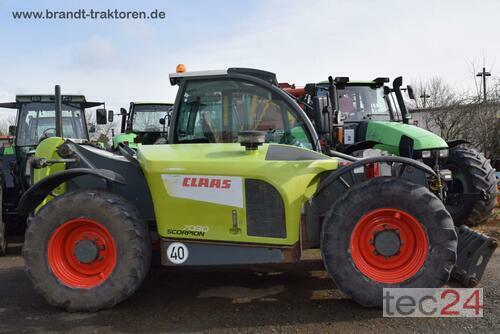 Claas Scorpion 7030 Godina proizvodnje 2010 Pogon na 4 kotača