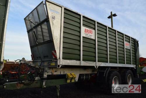 Briri Silo Trans 45 Año de fabricación 2015 Bremen