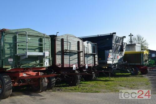 Lade- & Silierwagen GROWI - diverse Anhänger / Kipper