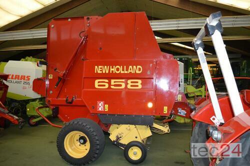 New Holland 658 Baujahr 2001 Bremen