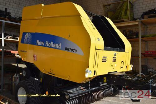 New Holland BR 7070 Crop Cutter
