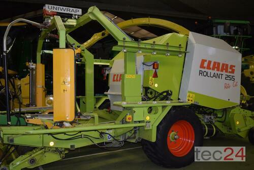 Press-Wickel-Kombination Claas - Rollant 255 RC Uniwrap
