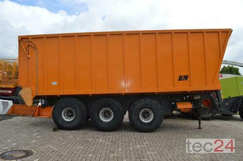 GROWI Krustijens - Silo Transportwagen Baujahr 2005 Bremen