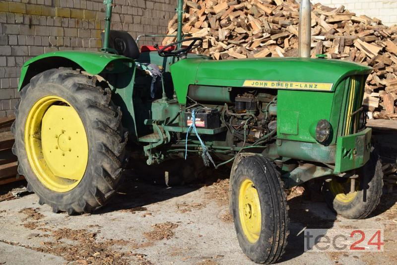john deere lanz 510 traktor gebraucht bremen. Black Bedroom Furniture Sets. Home Design Ideas