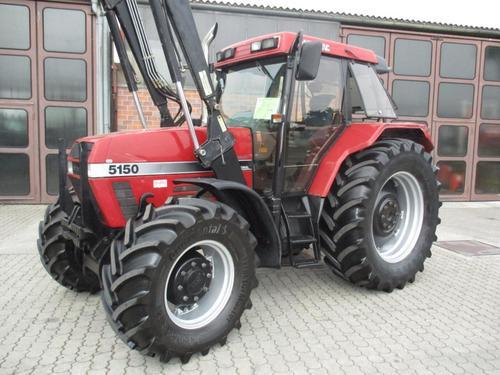 Case IH Maxxum 5150 Front Loader Year of Build 1995