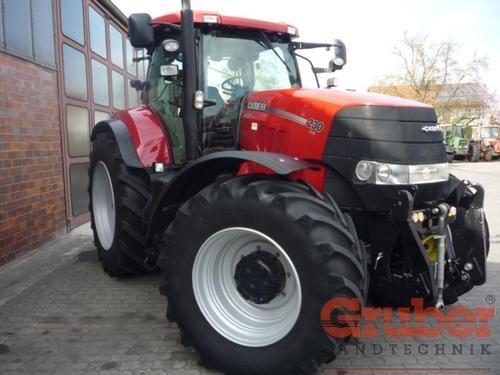 Case IH Puma 230 CVX Front Loader Year of Build 2011