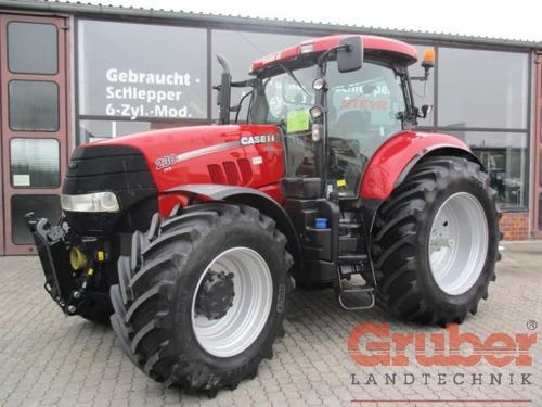 Case IH Puma 230 CVX Year of Build 2011 4WD