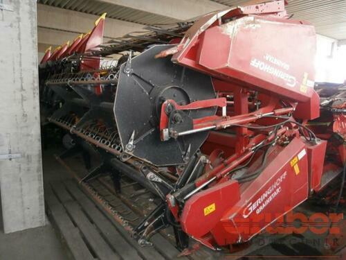 Geringhoff 6,00 M Grainstar anno di costruzione 2001 Ampfing