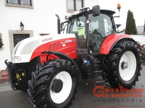 Steyr Cvt 6185 Year of Build 2013 4WD