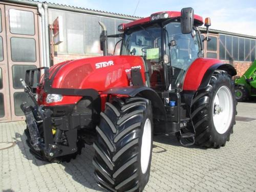 Steyr Cvt 6230 Front Loader Year of Build 2013