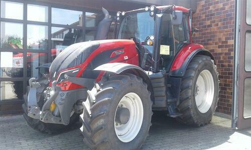 Valtra T 144 Active Baujahr 2015 Allrad