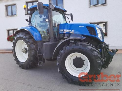 New Holland T 7.220 Auto Command Baujahr 2015 Allrad