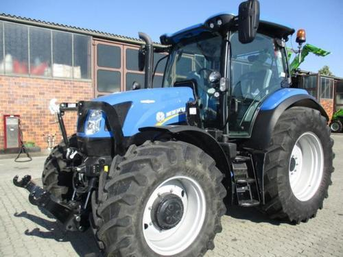 New Holland T 6.160 Auto Command Bouwjaar 2014 4 WD