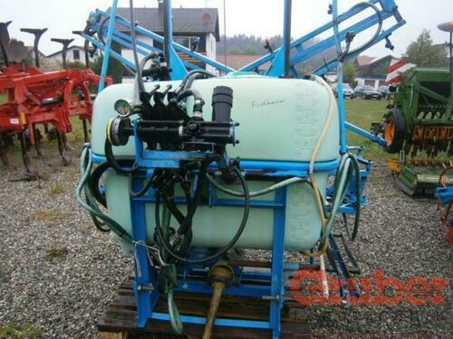 Berthoud 700 L Año de fabricación 1991 Ampfing