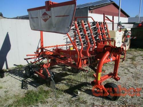 Kuhn Ga 4321 Gm Årsmodell 2002 Ampfing
