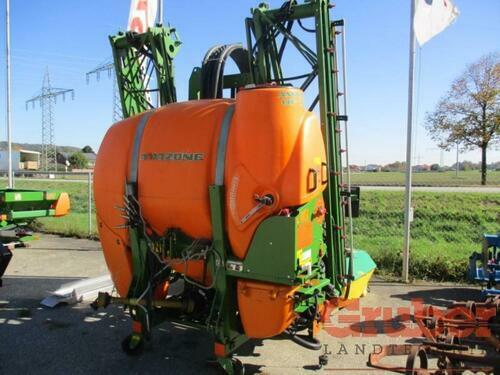 Amazone Uf 1201 Årsmodell 2008 Ampfing
