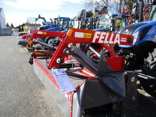 Fella Ramos 310 Fz-Kc Έτος κατασκευής 2018 Ampfing