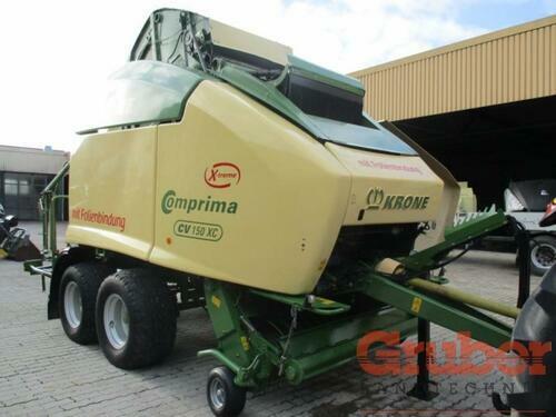 Krone Comprima Cv 150 X-T Baujahr 2014 Ampfing