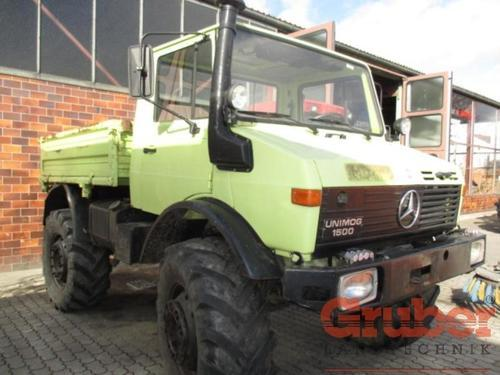 Mercedes-Benz Unimog 1500 Typ 425 Year of Build 1985 4WD
