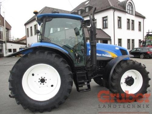 New Holland TS 115 Baujahr 2006 Allrad