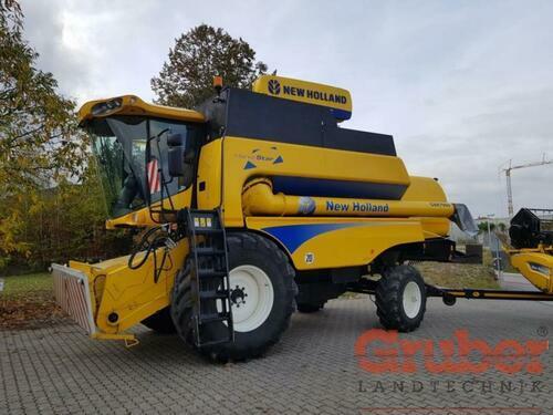New Holland CSX 7060 Rok produkcji 2008 Ampfing