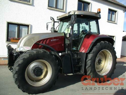 Steyr 6195 Cvt Godina proizvodnje 2008 Pogon na 4 kotača