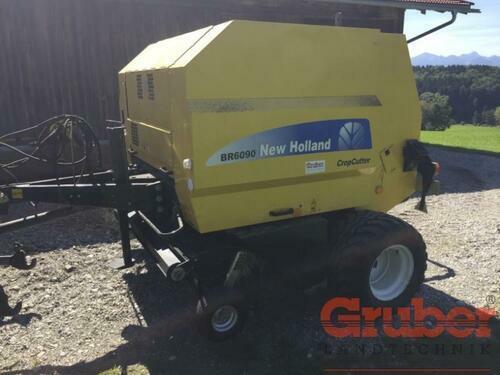 New Holland BR 6090 RC Baujahr 2012 Ampfing
