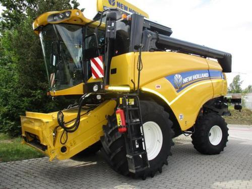 New Holland CX 5080 SCR