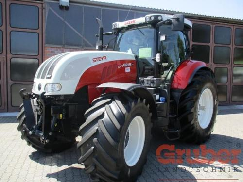 Steyr Cvt 6215 A Year of Build 2013 4WD