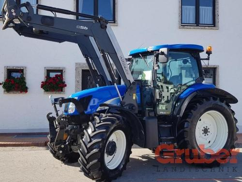 New Holland TS 135 A Front Loader Year of Build 2006
