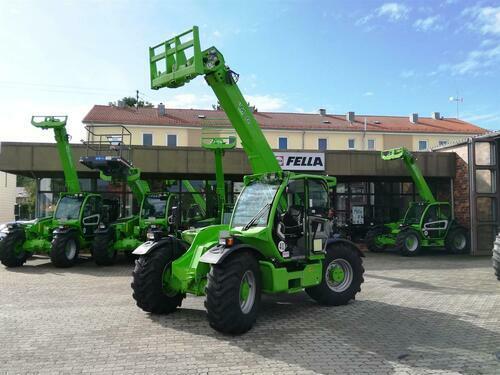 Merlo Tf 50.8 T Cs-156 anno di costruzione 2015 4 Trazione Ruote