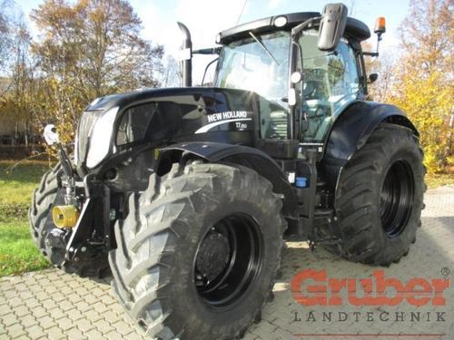 New Holland T 7.220 Auto Command Årsmodell 2015 4-hjulsdrift