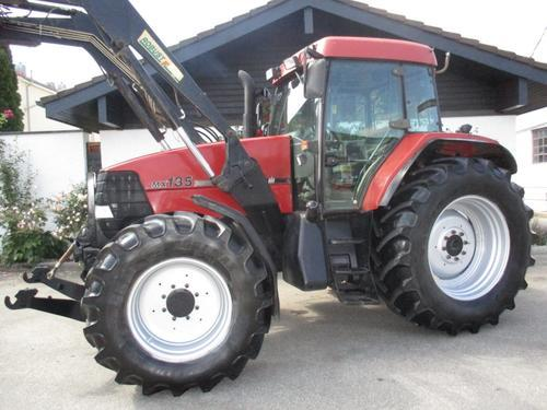 Case IH MX 135 Front Loader Year of Build 1997