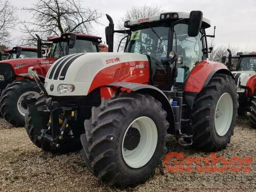 Steyr Cvt 6185 Hi-Escr Årsmodell 2016 4-hjulsdrift