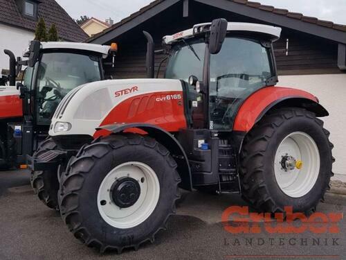 Steyr CVT 6165 Hi-eSCR