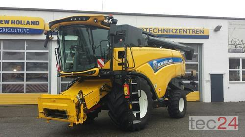 New Holland CX 7.80 T4B