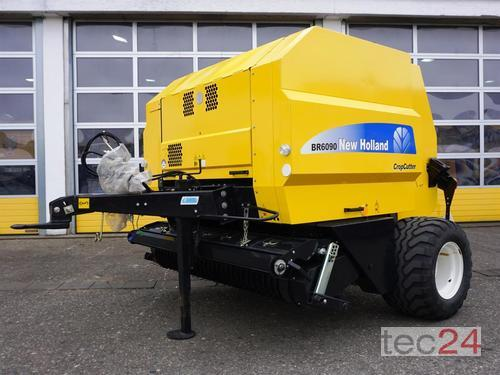 New Holland Br6090 Cropcutter Ampfing