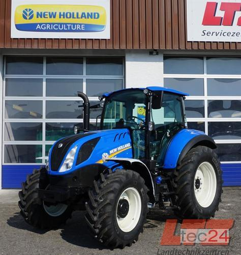 New Holland T 5.100 Electro Command Baujahr 2018 Allrad