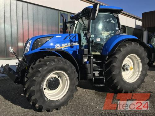 New Holland T 7.270 Auto Command Czterokolowy Ampfing