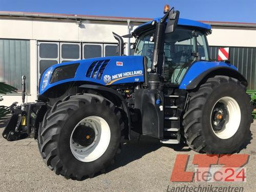 New Holland T 8.410 Ultra Command Baujahr 2018 Allrad