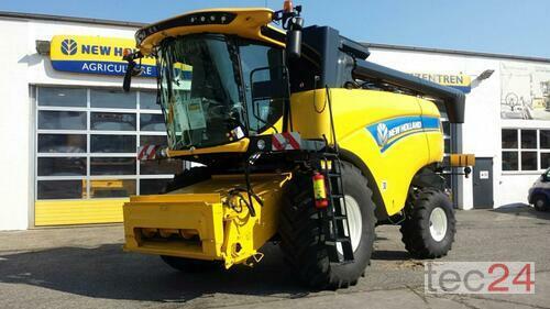 New Holland Cx 6.80 T4b