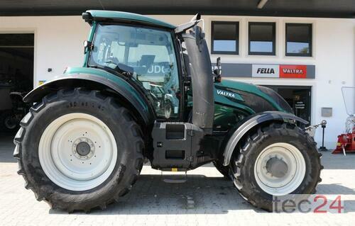 Valtra T254 V Rüfa Año de fabricación 2017 Accionamiento 4 ruedas