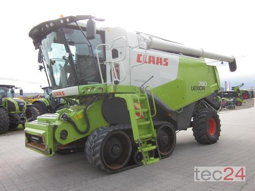 Claas - LEXION 760 TT TERRA TRAC, APS HYBRID, Allrad mit SW V 900 AC