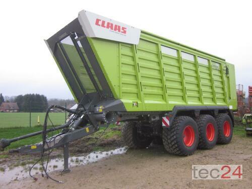 Claas Cargos 750 Trend, Tridem, Vorführer Anul fabricaţiei 2019 Ankum