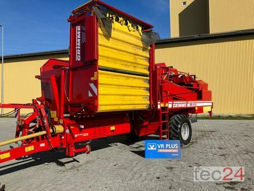 Grimme Se 77-55 Sb Έτος κατασκευής 2018 Lüchow