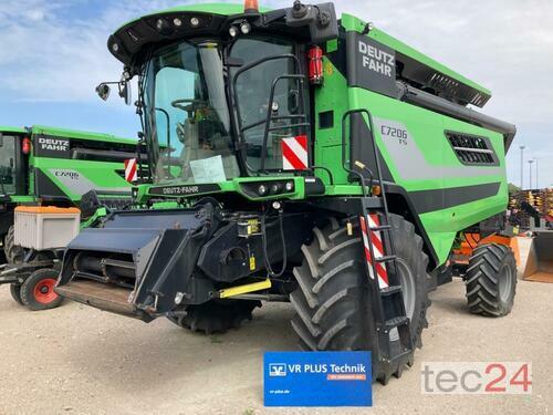 Deutz-Fahr C7206 Bouwjaar 2018 Lüchow